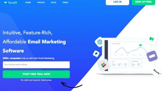 Sendex Plataforma de email marketing